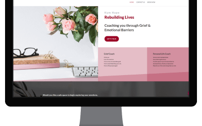 Rebuilding Lives New Website