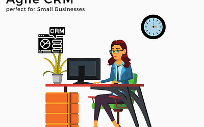 Agile CRM perfect for Small Businesses