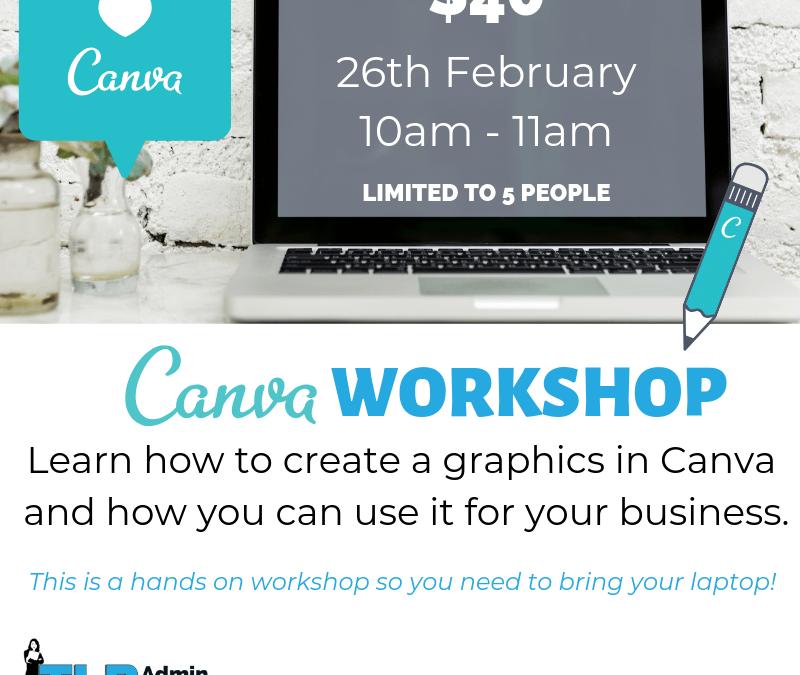 Canva Workshop