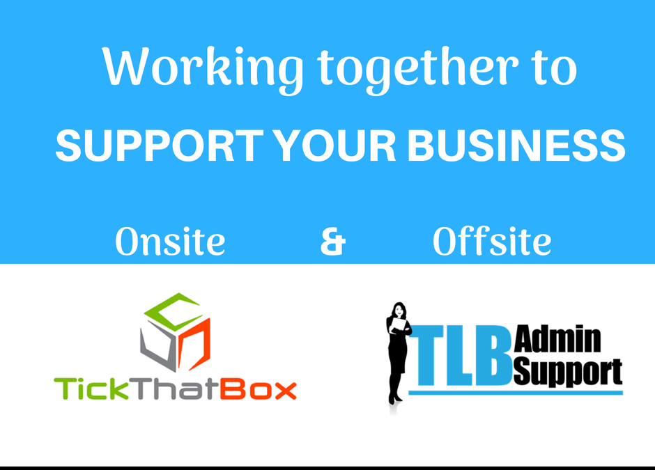 Getting Support For Your Business Onsite & Offsite